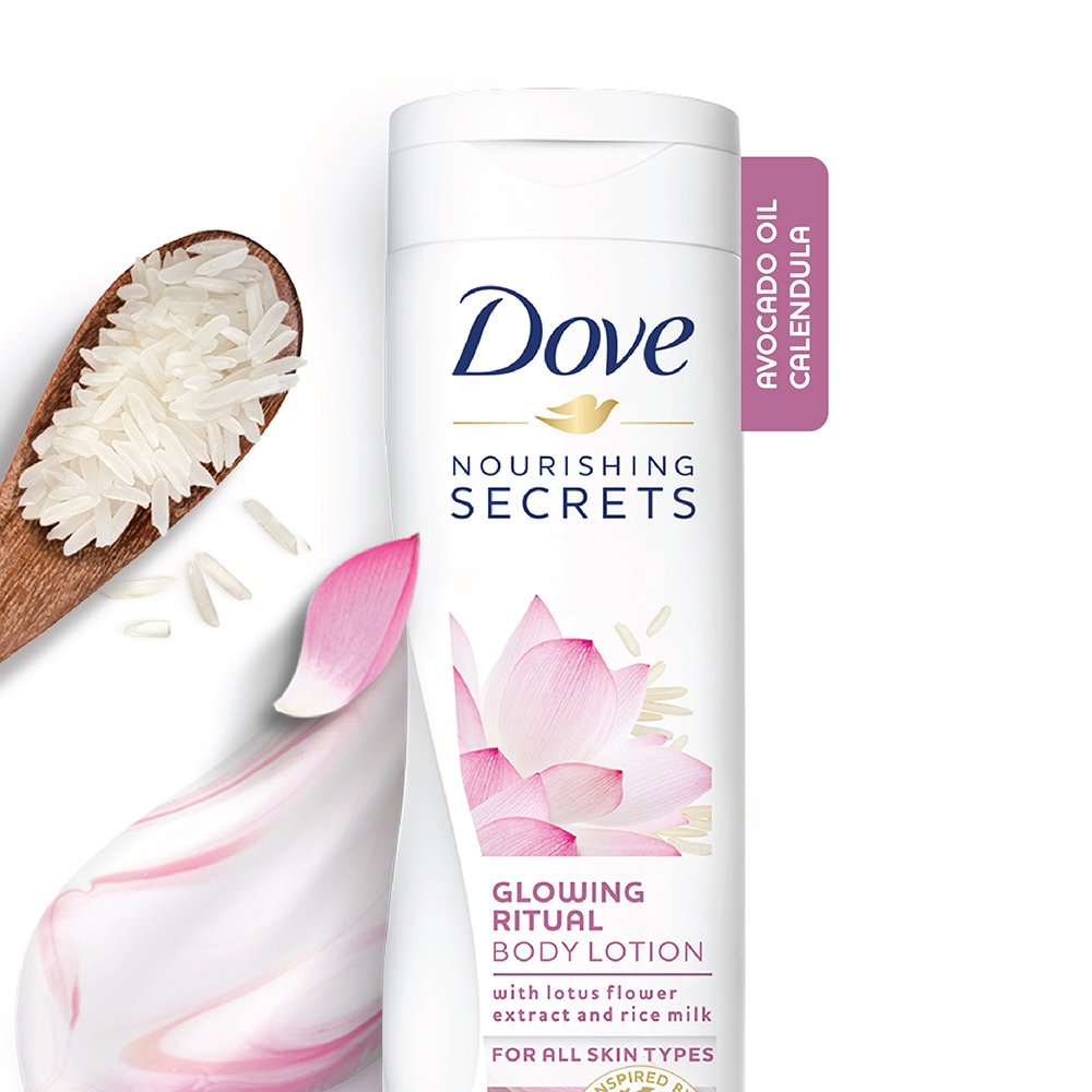 Buy Dove Glowing Ritual Body Lotion 400ml Online At Low Prices In