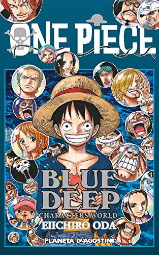 Descargar Libro One Piece. Deep Blue - Número 5 Eiichiro Oda