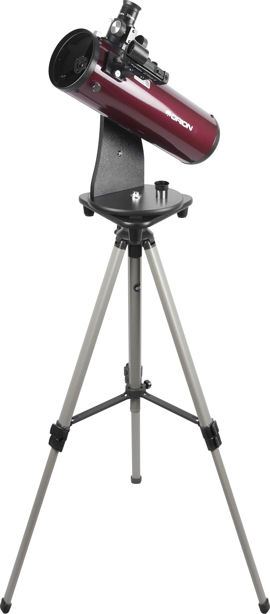 Orion SkyScanner 100mm Reflector Telescope and Tripod Bundle by Orion