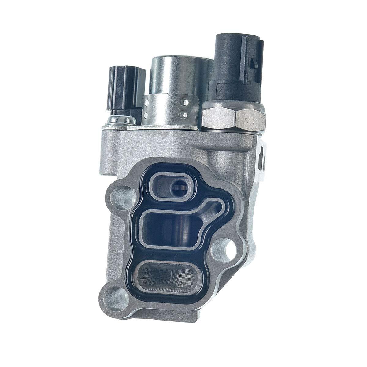 Magnetventil Ventil f/ür Accord VII VIII CL CM Civic VII EU EP EV ES CR-V II RD III RE Element YH TSX CL/_ 2000-2017 15810-PRB-A03