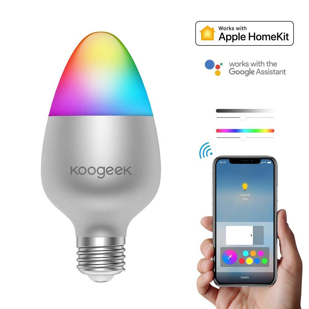 Koogeek E27 lampadina LED WiFi