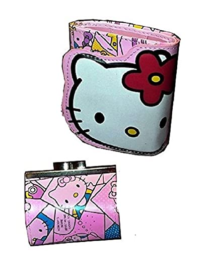 Hello Kitty – Cartera con monedero