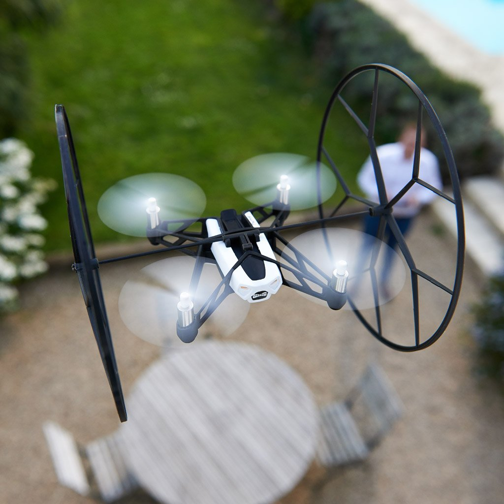 Parrot mini drone's rolling spider Red by Parrot (Image #13)