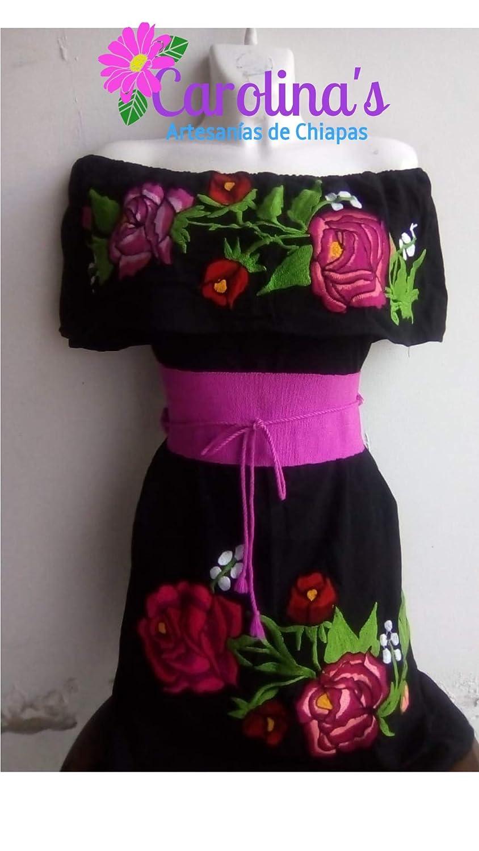 Amazoncom Carolinas Vestido Tipo Campesina Handmade