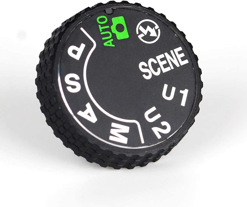 Pixco Cover Function Dial Model Stick Button Label Replacement for Nikon D7000 Camera Repair Parts