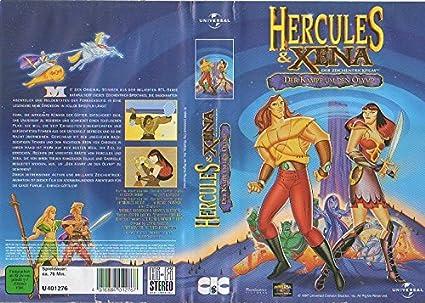 hot sales utterly stylish big discount Hercules & Xena - Der Kampf um den Olymp: Amazon.de: VHS