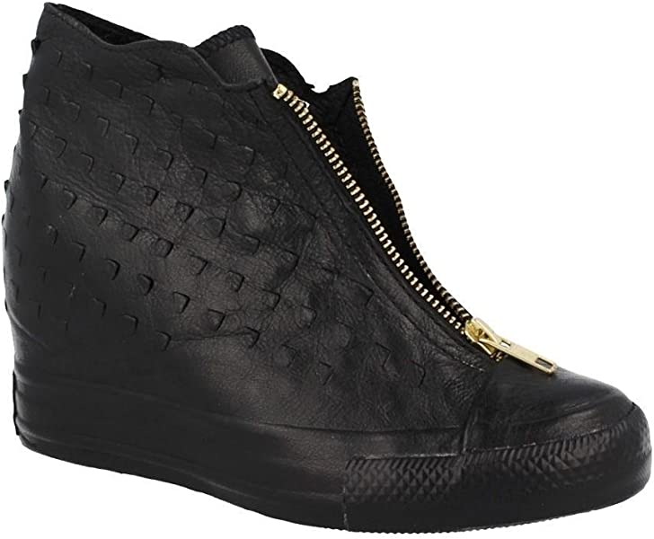 706b8f7cb4ec Converse Chuck Taylor All Star Mid Lux Hidden Wedge Shroud  Amazon.co.uk   Shoes   Bags