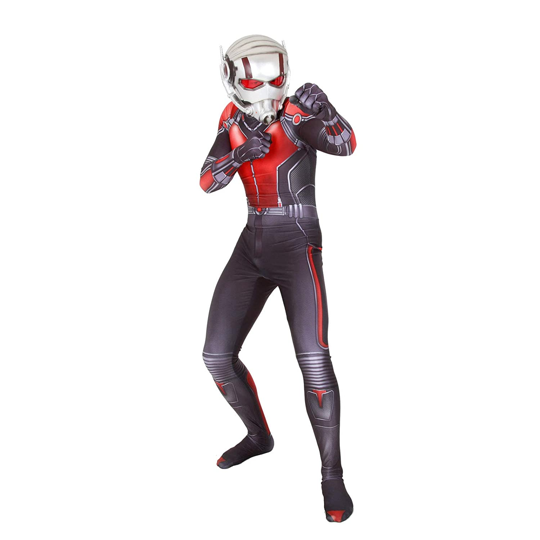Amazon.com: YiranYijiu Ant Man Superheros Disfraz de ...