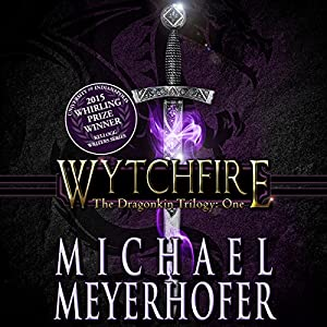 Wytchfire Audiobook