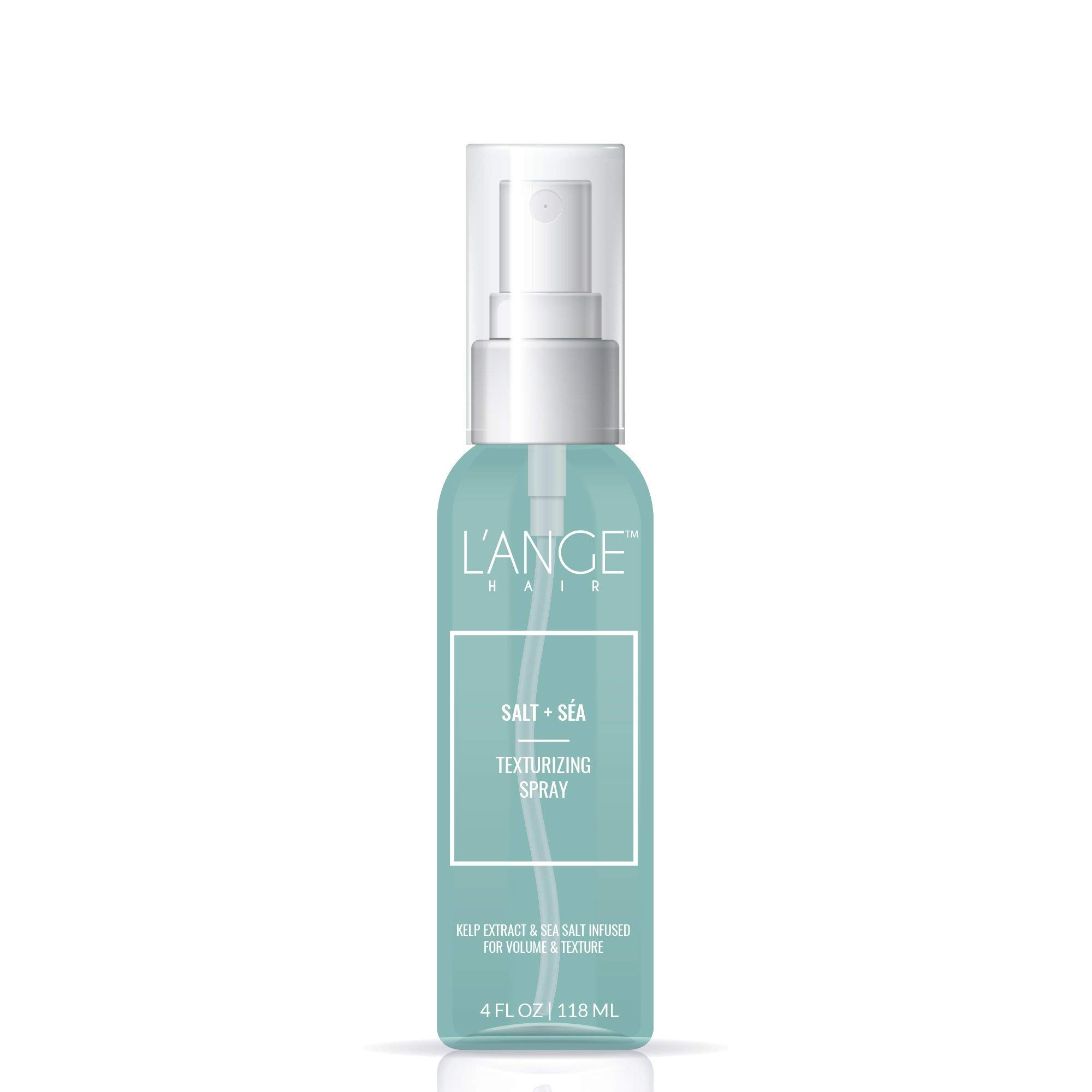 L'ange Hair Salt & Sea Texturizing Spray for Fuller Hair. 4 oz by L'ANGE HAIR