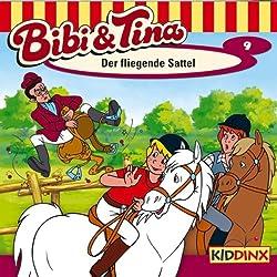 Der fliegende Sattel (Bibi und Tina 9)