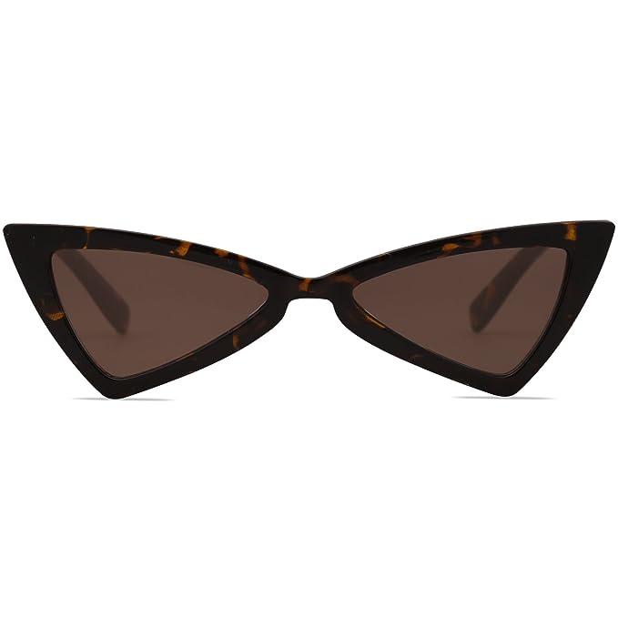 Amazon.com: SojoS SJ2051 - Gafas de sol pequeñas de cateye ...