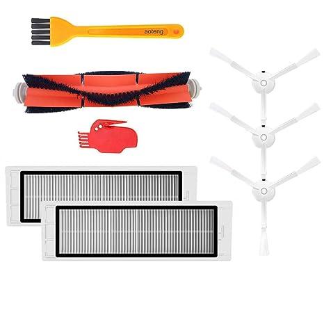 Brush Robot Vacuum Cleaner Xiaomi Side Filter Main Tool Hepa Mi Kit Part 1