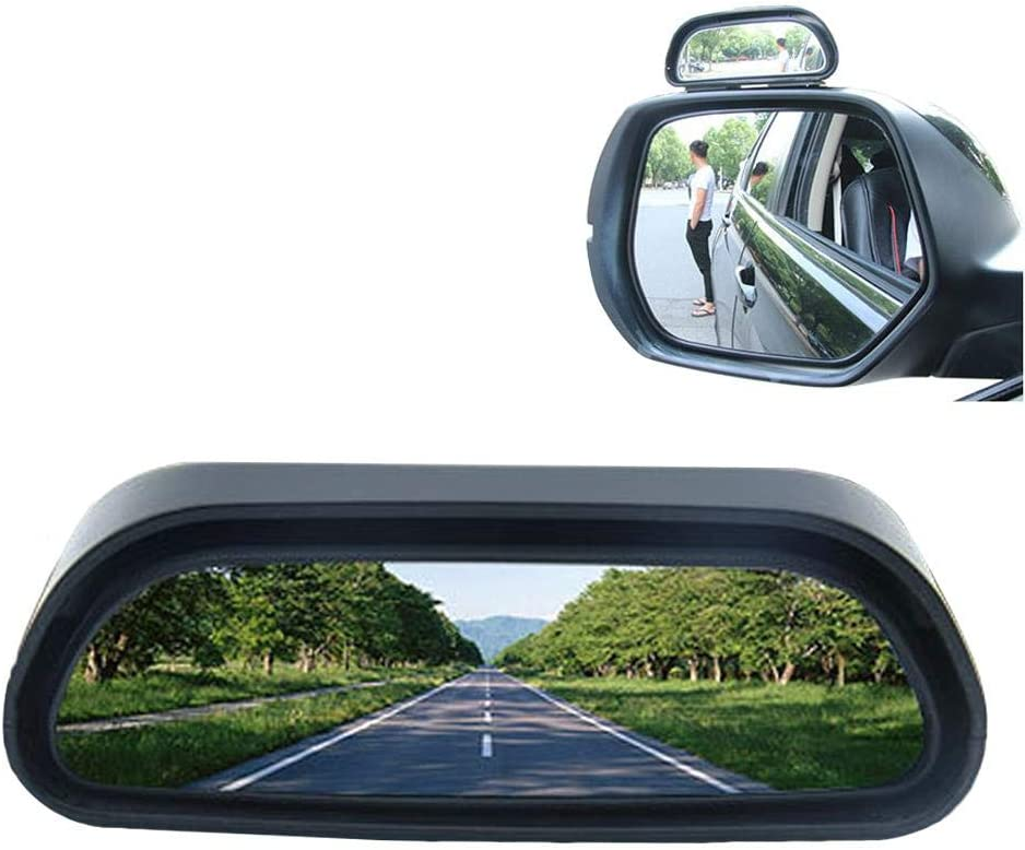 Car Reversing Auxiliary Mirror Car Blind Spot Reversing Rearview Mirror Support Angle Adjustment