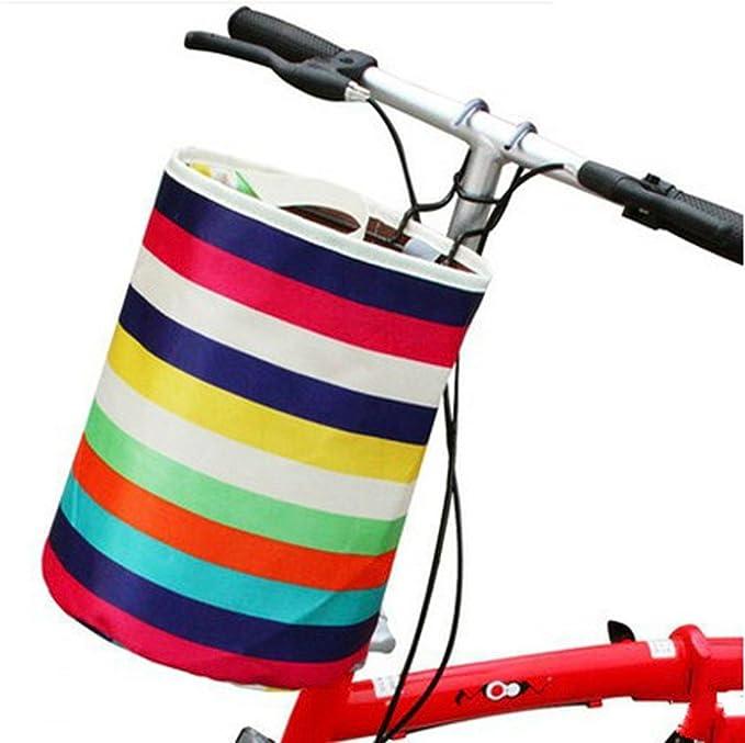 upxiang impermeable para bicicleta cesta bolsa, ciclismo ciclo ...