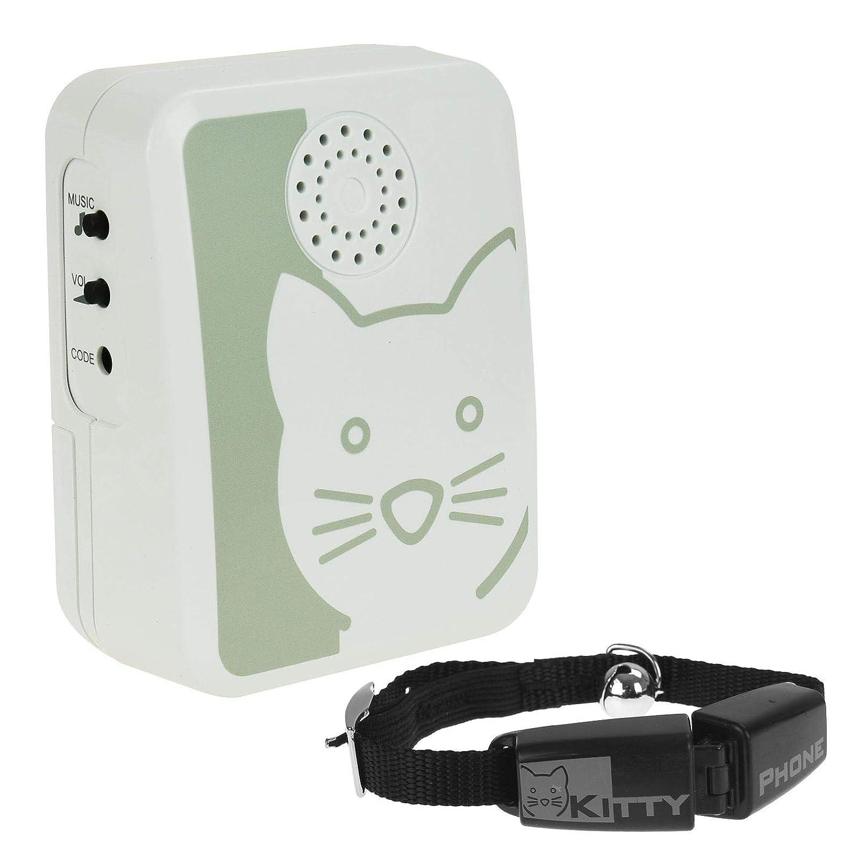 ASAB Karlie Kitty - Timbre para Puerta de Gato o Gato ...