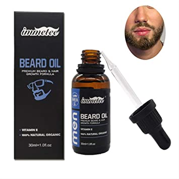 Hair Removal Cream Shaving & Hair Removal Aliver Men Beard Growth Enhancer Facial Nutrition Moustache Grow Beard Shaping Tool Beard Care Product 30ml