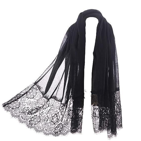 Women Fashion Pretty Long Soft Floral Chiffon Scarf Wrap Shawl Stole Scarves New
