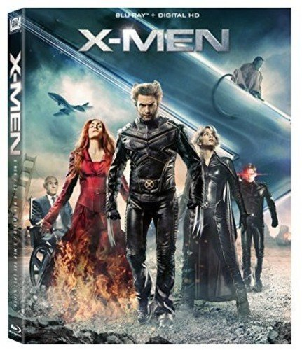 X-Men Trilogy Pack Blu-ray + Digital HD Italia Blu-ray: Amazon.es ...