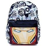 Best AVENGERS Book Bags - Marvel Avengers Iron Man Backpack Boys Book Bag Review