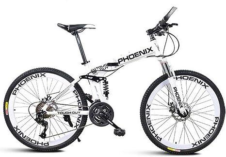 JLASD Bicicleta Montaña Bicicleta De Montaña, 26