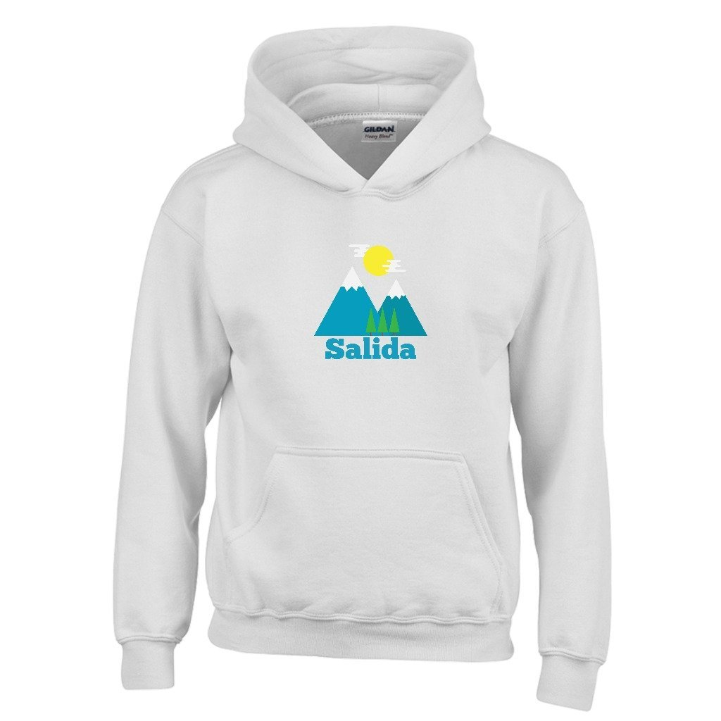 Colorado Kids Sweatshirt Salida Bluebird Day Youth Hoodie