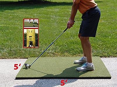 DufferTM Commercial Golf Mats 5x5