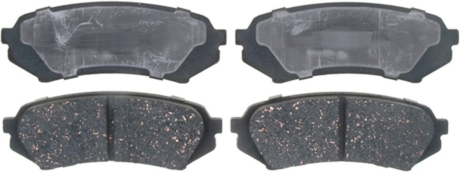 ACDelco 17D1337CH Rear Ceramic Brake Pads
