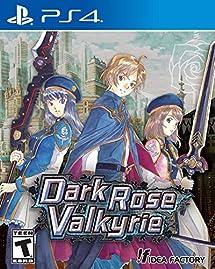 Dark Rose Valkyrie - PlayStation 4