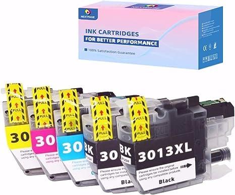 Printer Ink Cartridge for Brother LC3013 LC-3013 MFC-J895DW J690DW J491DW J497DW