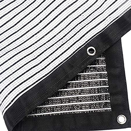 Takefuns - Sombrilla de tela, 90 % de sombra, borde sellado, para pérgola, cubierta, protección solar, polietileno, 22 x 3 pies., 8.2x3.3ft: Amazon.es: Hogar