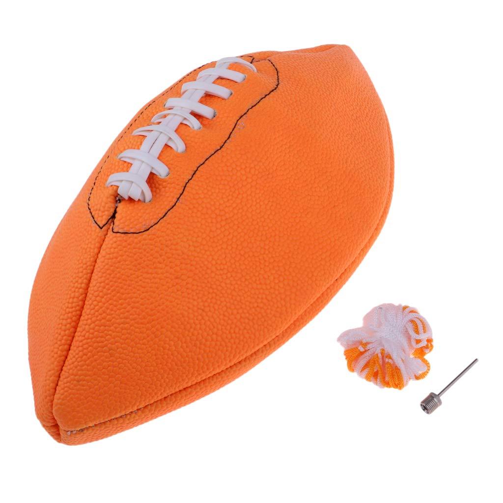 F Fityle Balón de Fútbol Americano de Espuma 28,5 cm para Niños ...