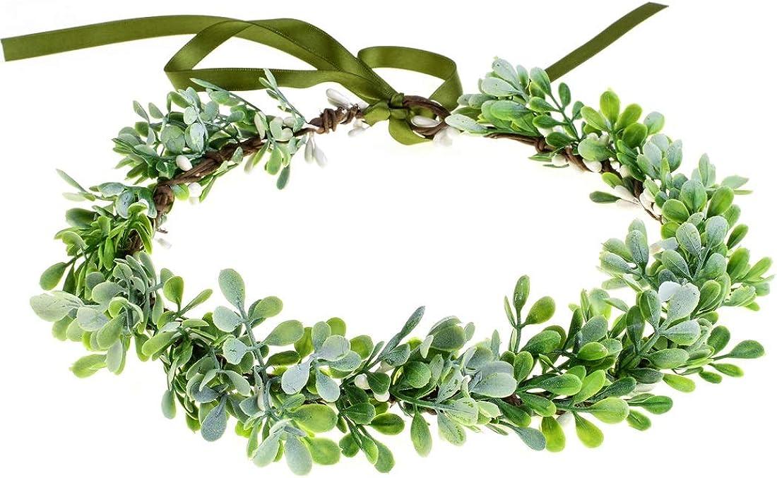 Vividsun Bridal Green Leaf...