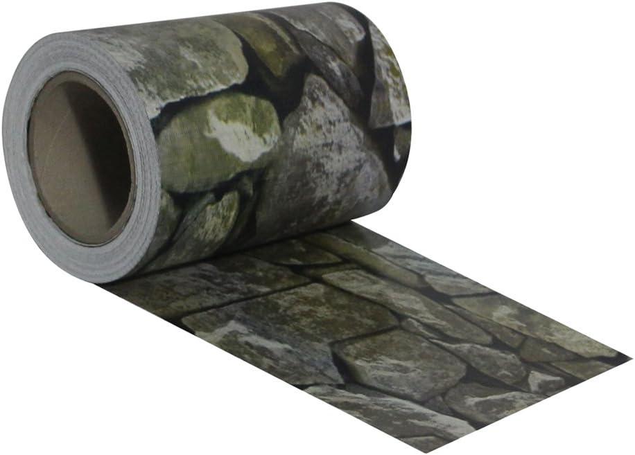 MCTECH 65m x 19cm PVC Valla protectora de privacidad jard/ín terraza rollo Vallas