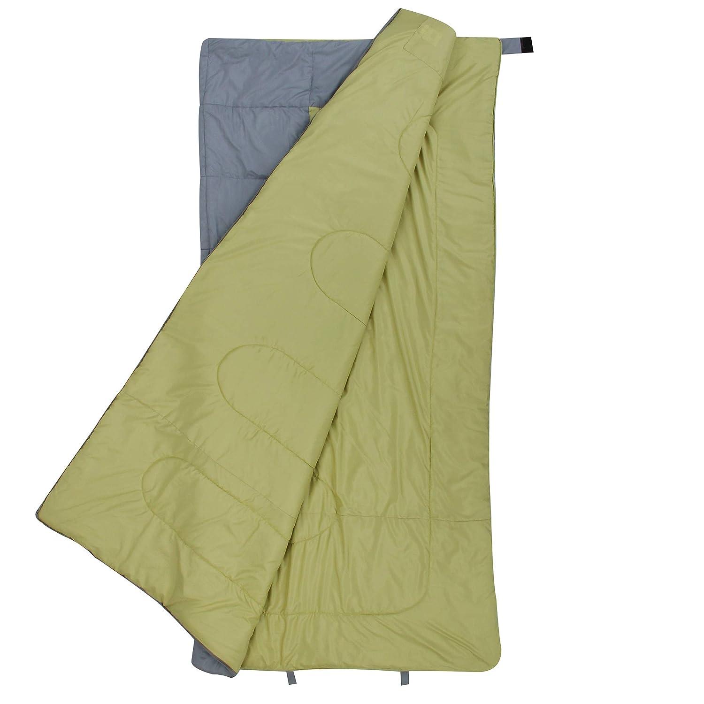 10T Outdoor Equipment 10T Bardo Saco de Dormir de Manta, Gris, Estándar: Amazon.es: Deportes y aire libre