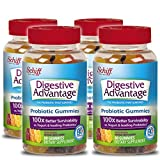 Cheap Digestive Advantage Probiotic Gummies, 80 Count (Pack of 4)
