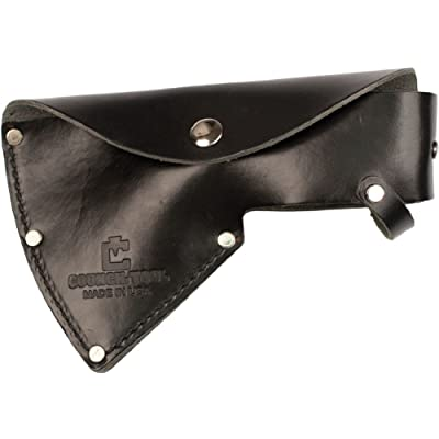 Council Tool 90HBS03 Leather Sheath for Hudson Bay Axe: Home Improvement