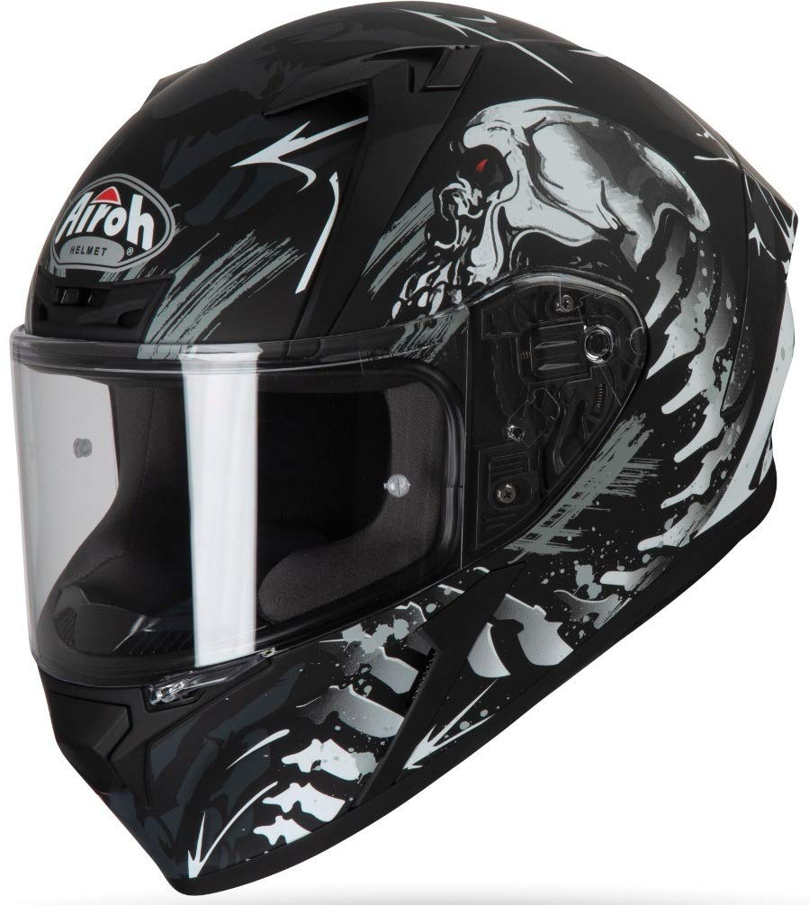 Airoh VAS35 Valor Shell Matt XS