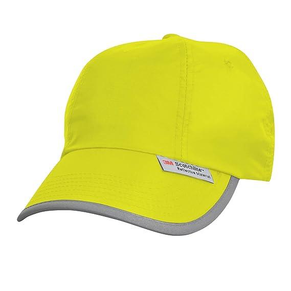Result - Gorra Visera Unisex alta visibilidad(3M) (Talla Única Amarillo  fluorescente)  Amazon.es  Ropa y accesorios 39c2593d42a