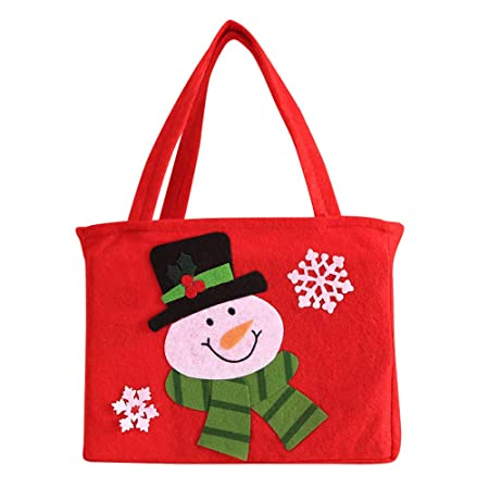 Christmas Gift Bags Table Decorations Xmas Present Candy Sweet Bags Santa  Pants Style Lovely Treat 3023d57ce9ba