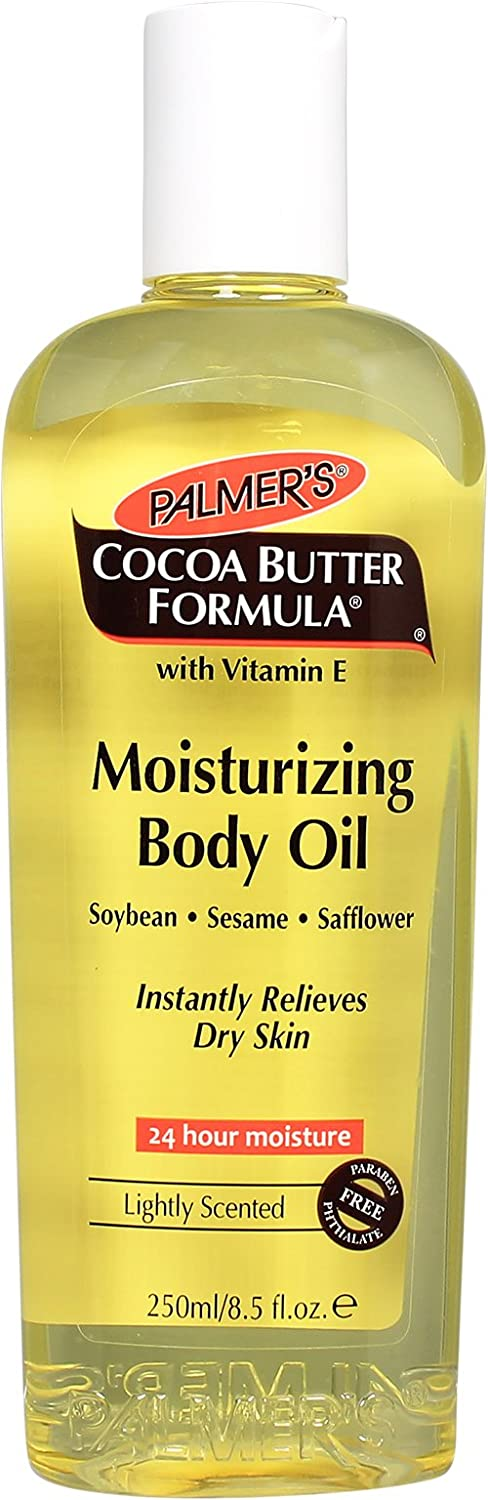 Palmers Cocoa Butter Body Oil Moisturizing 8.5oz (2 Pack) U-BB-1599