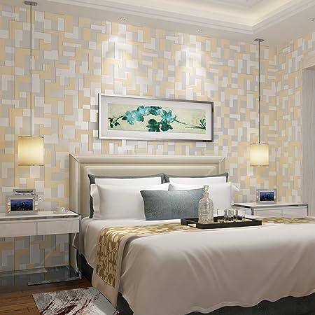 moderne minimalistische Tapeten/Geprägte Mosaik Tapete/3d ...