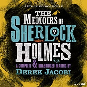 The Memoirs of Sherlock Holmes (Dramatised) Radio/TV
