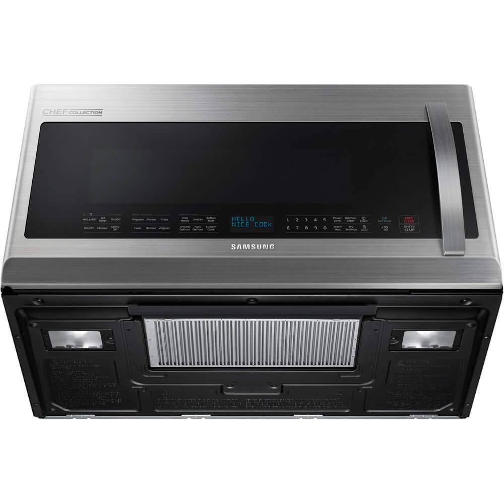 Amazon.com: Samsung me21h9900as Chef Collection 2.1 CU. FT ...
