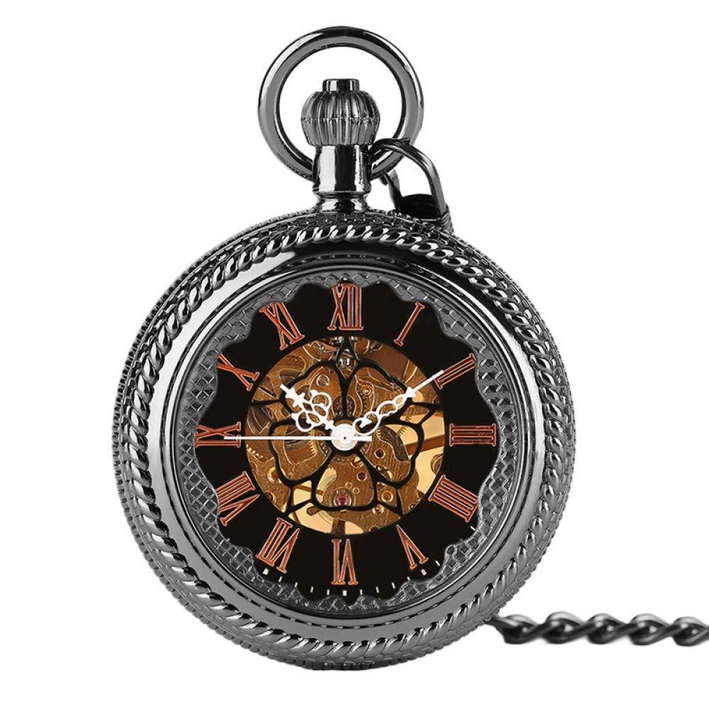 reloj steampunk bolsillo