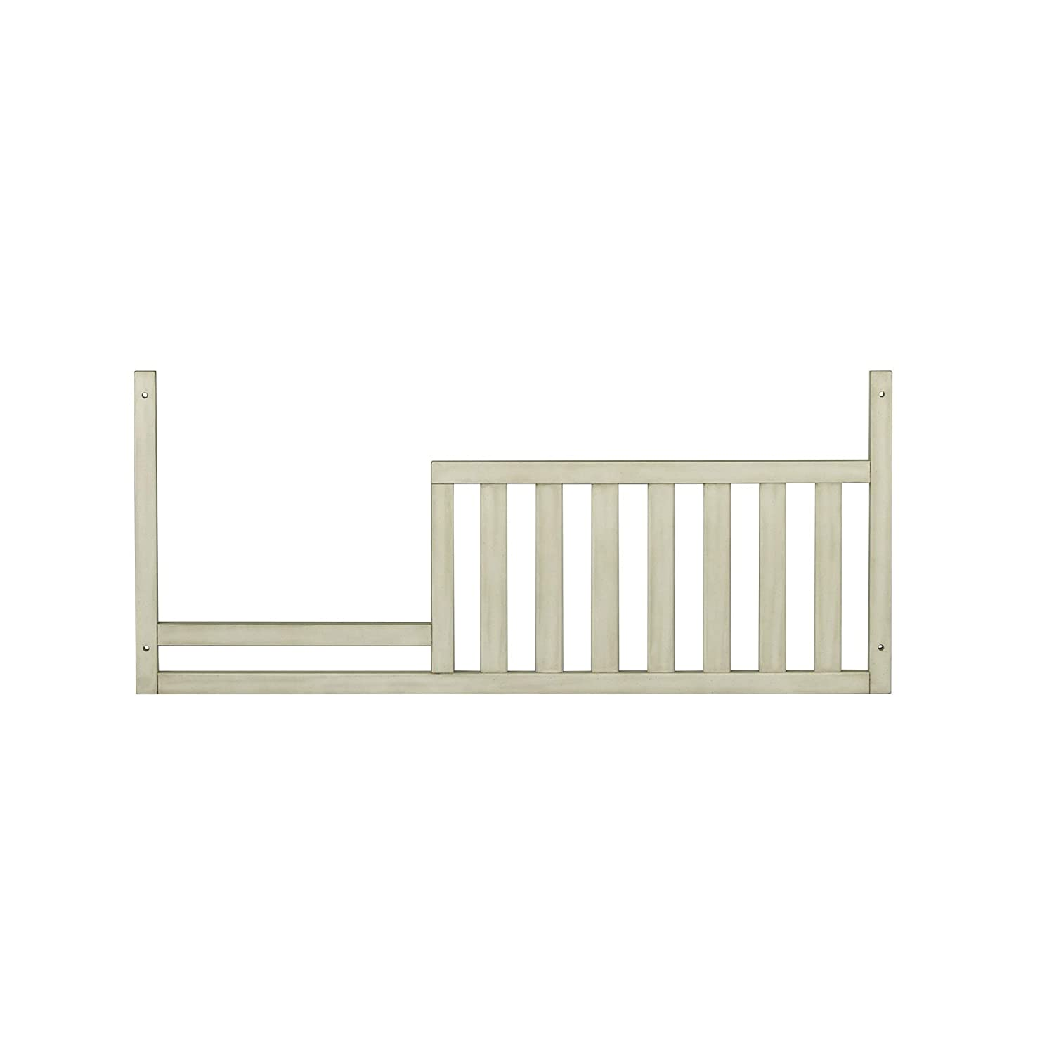 Oxford Baby Mid Century Claremont Guard Rail, Antique White