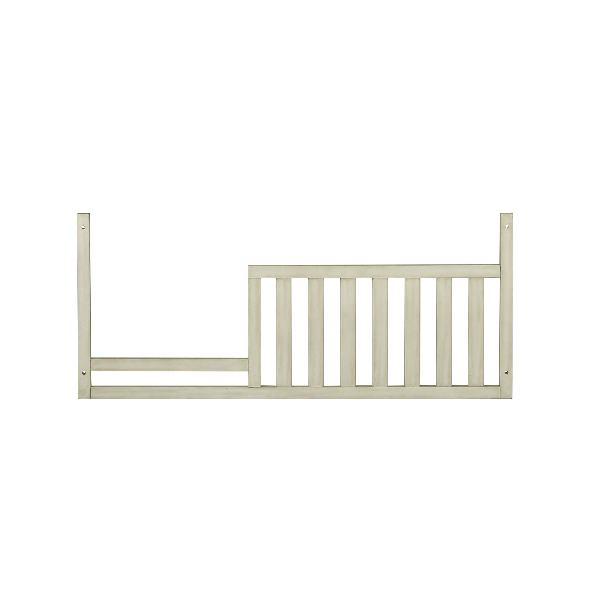 Oxford Baby Mid Century Claremont Guard Rail, Antique White by Oxford Baby (Image #1)
