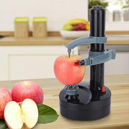 Kartoffelschäler Elektrisch Elektrische Schäler Für Gemüse Obst Schäler Küchenwerkzeug Mit Automatischen Edelstahl Kartoffel Peeling Maschine Amazon De Küche Haushalt