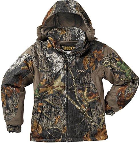 Rocky Boys ProHunter Waterproof Insulated Jacket, Mossy Oak Break Up Infinity, Large