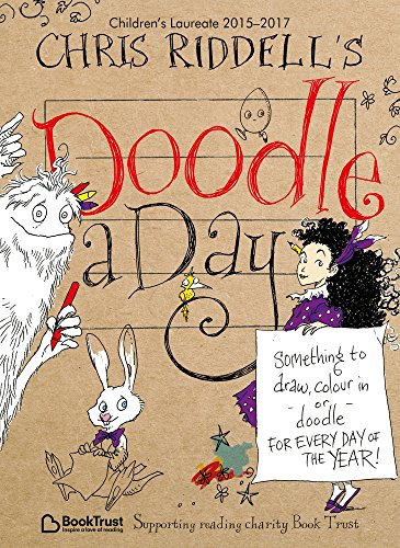 Best! Chris Riddell's Doodle-a-Day<br />WORD